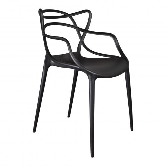 flinder design stoel binnen buiten kunststof