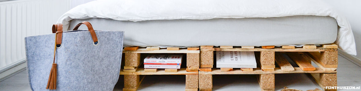 pallets-bed
