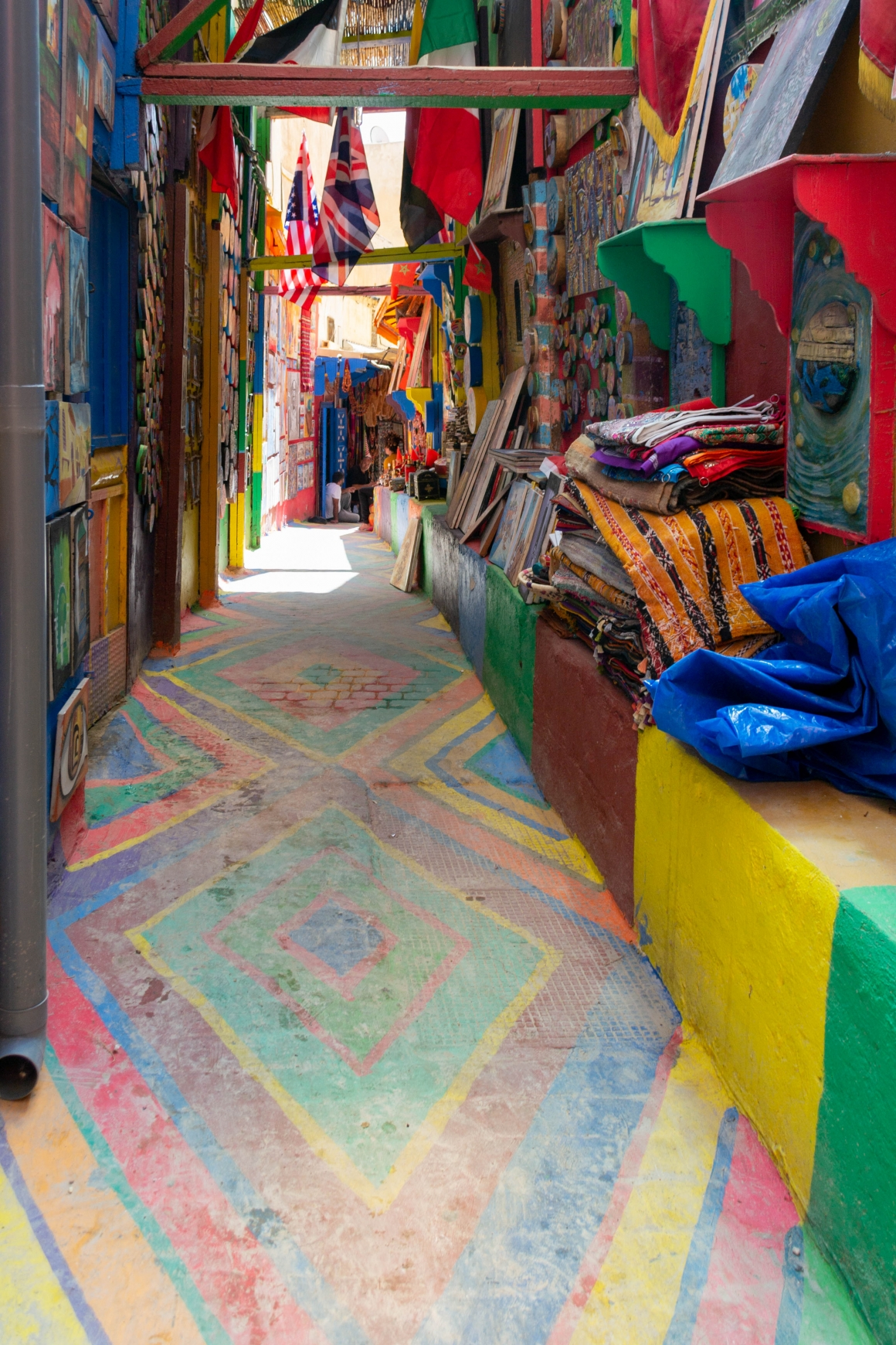 Medina Fez Afrikan Style