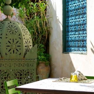 Fez Café Le Jardin des Biehn