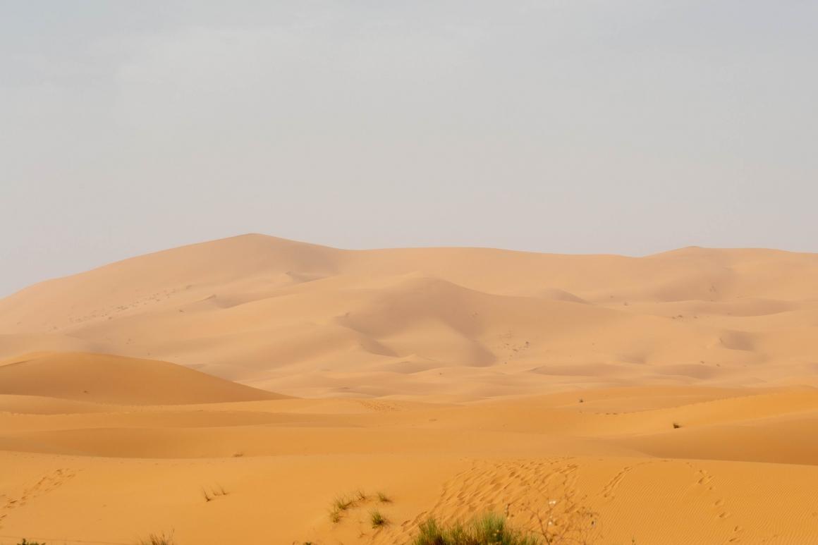 Erg Chebbi woestijn