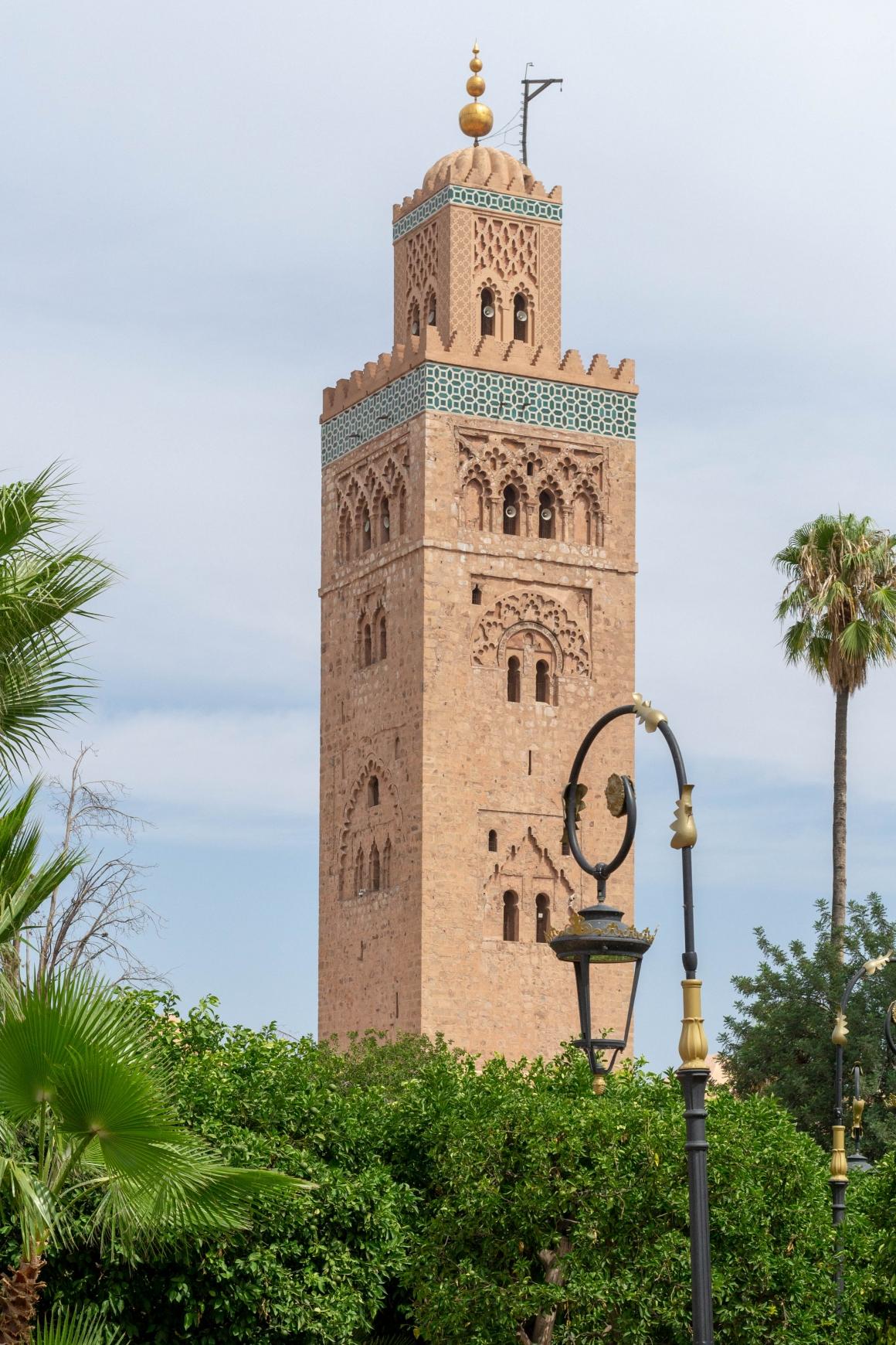 Koutoubia moskee Marrakech