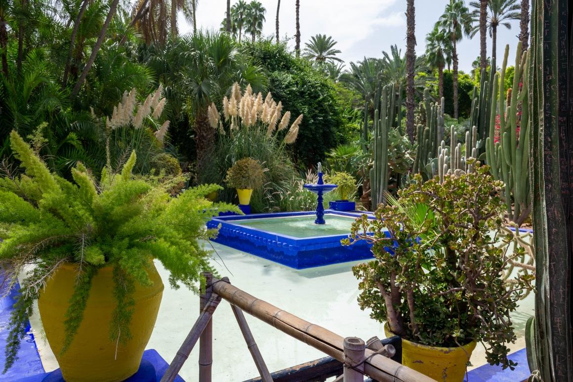 Le Jardin Marjorelle