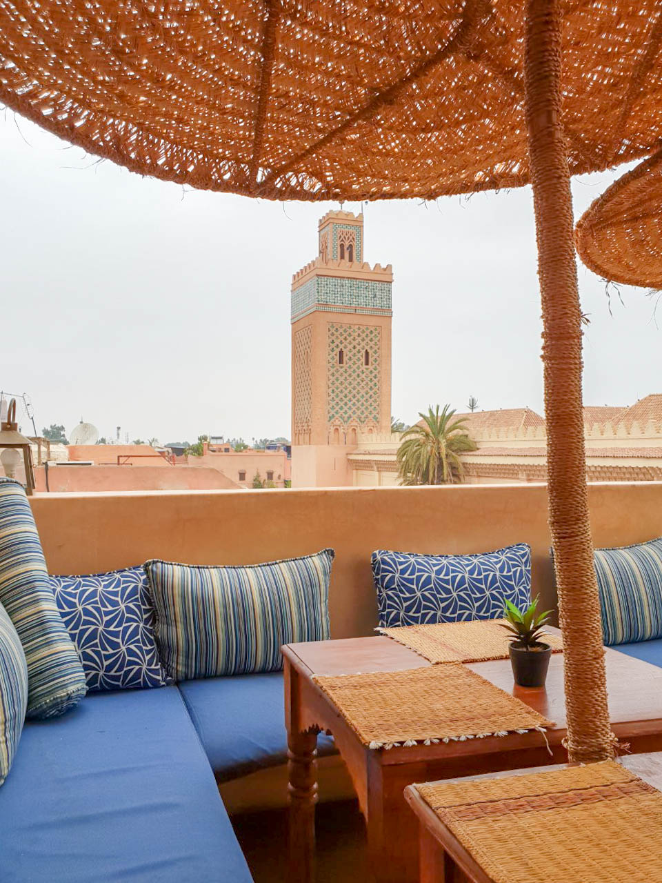 Kasbah café marrakech