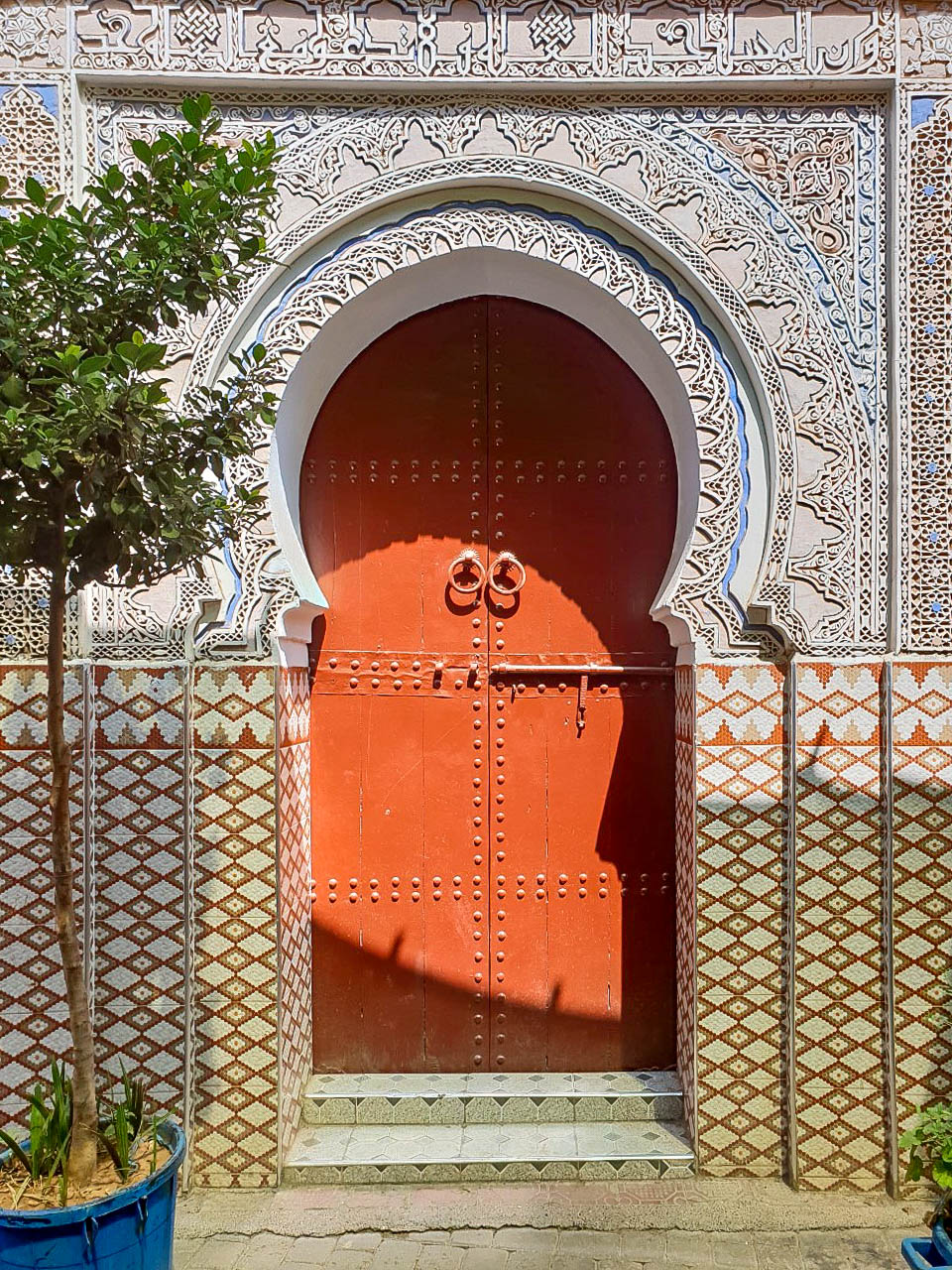 doors of Marrakech