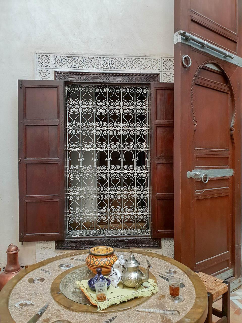 Riad Felloussia Meknes