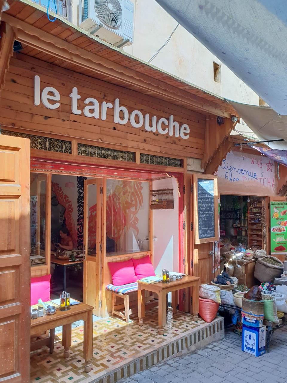 Le Tarbouche Fez