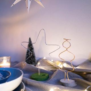 Kerstdecoratie zelf maken