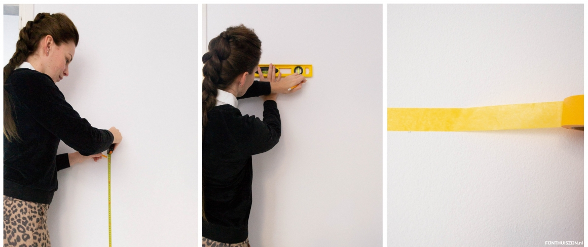 Hoe schilder je een lambrisering