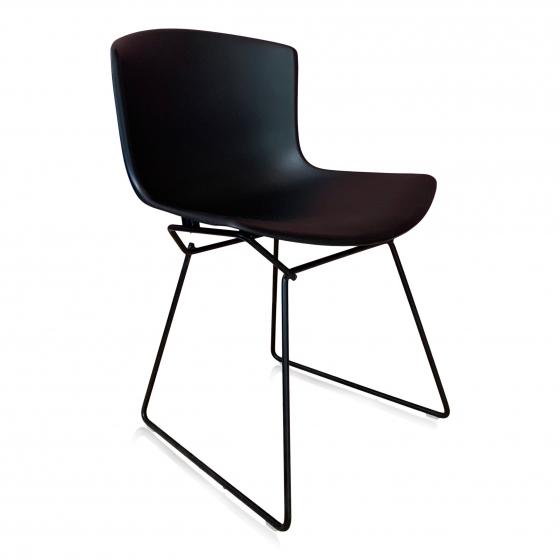 bertoia stoel zwart