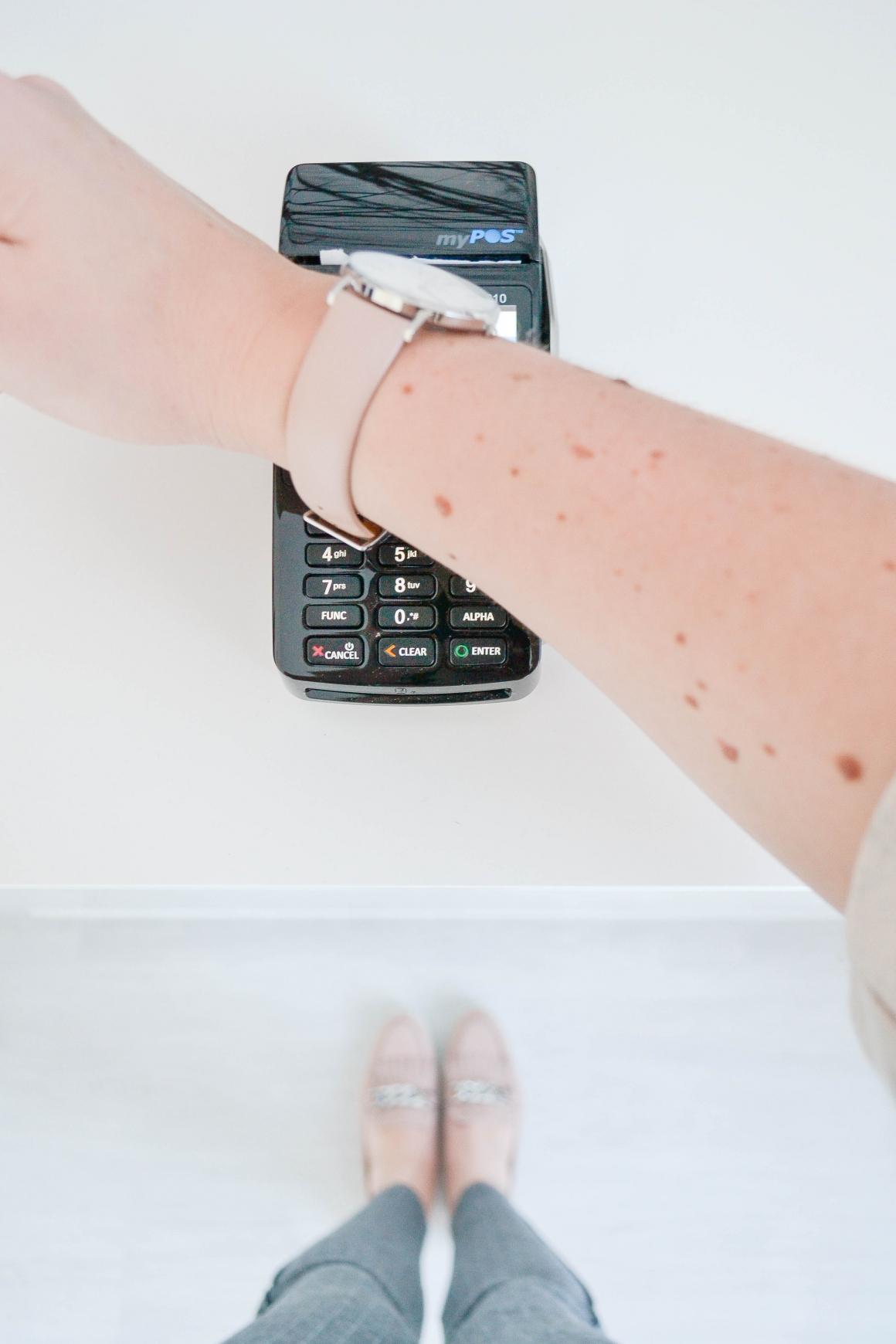 ABN Amro wearable contactloos betalen horloge