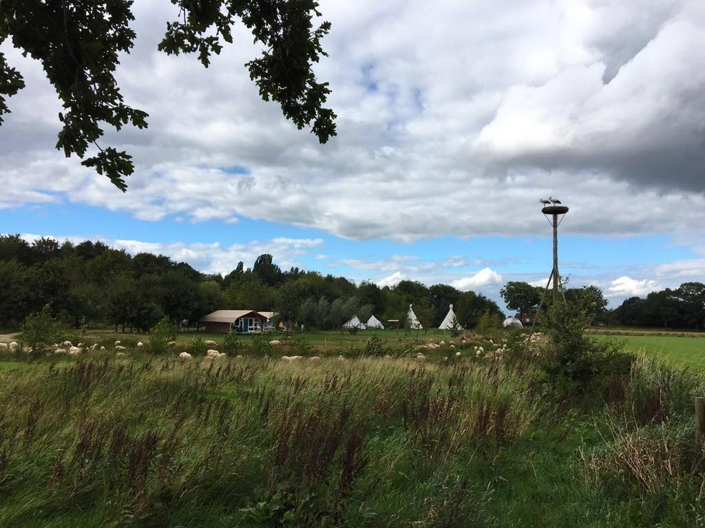 camping Bij ons in Groesbeek