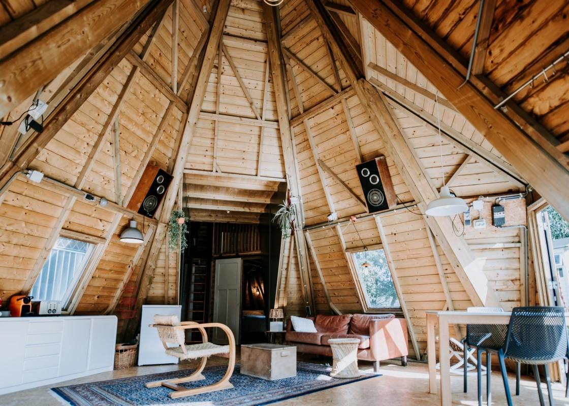 camping Buitenland huisje