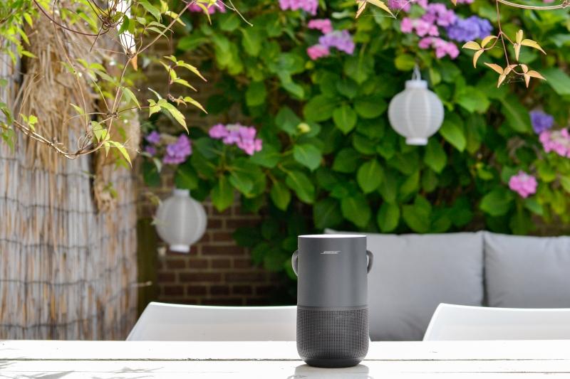 Bose tuin buiten draadloos