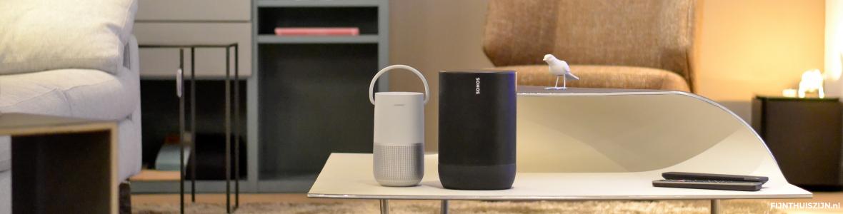 Bose of Sonos