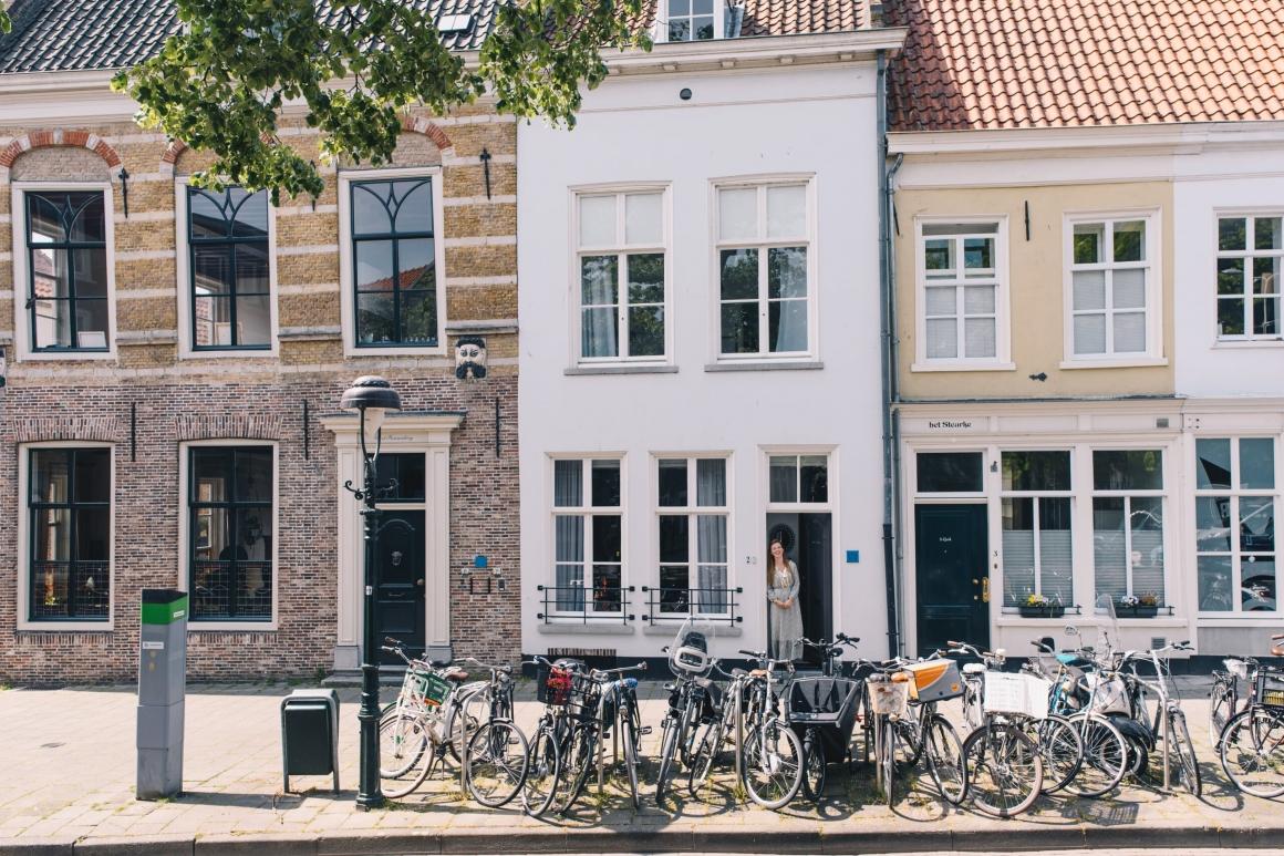monumentaal huis Bergen op Zoom