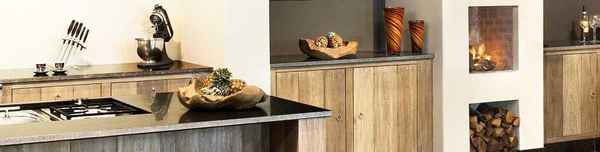 Tinello houten keuken